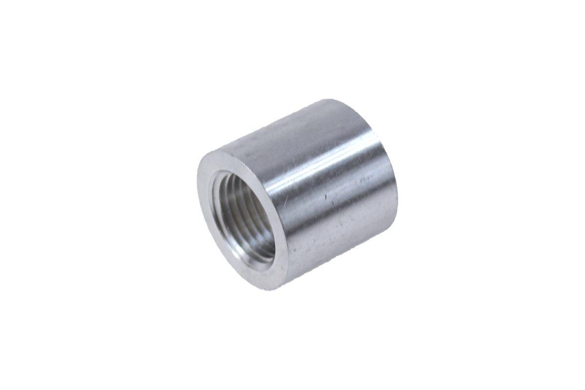 """Nypel żeński 1/2""""-14NPT do wspawania (aluminiowy) - GRUBYGARAGE - Sklep Tuningowy"""